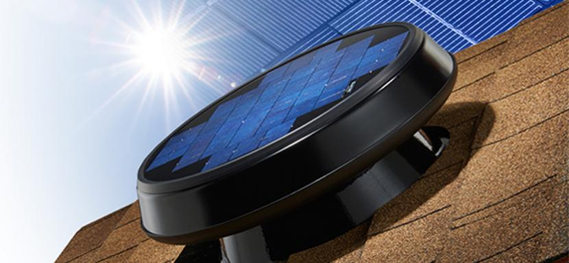 Solar Star RM 1600 Attic Fan